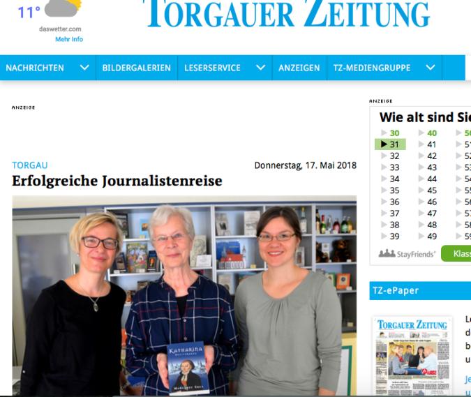 Torgau paper