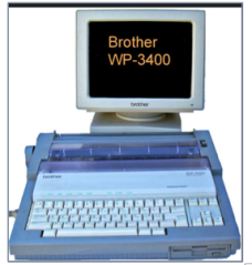 Brother wordprocessor
